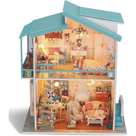 DIY KIT: Dollhouse - Cradle on the Beath