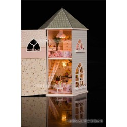 DIY KIT: Dollhouse - Love Fortress