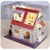 DIY KIT: Dollhouse - Elegant Roof Terrace