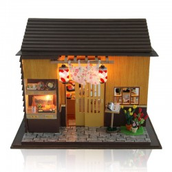 DIY KIT: Dollhouse Store - Sakura Sushi Bar