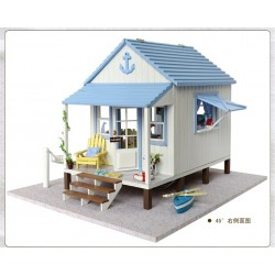 DIY KIT: A-017, HAPPINESS COAST CABIN