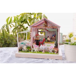 DIY KIT: Dollhouse Miniature Beautiful Dream Park