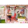 DIY KIT: Dollhouse Miniature Beautiful Dream Park