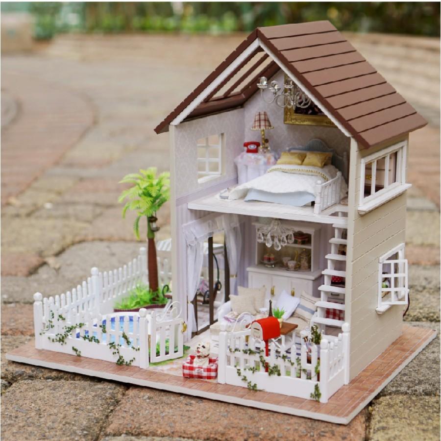 Миниатюра кукольный дом своими руками