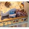 DIY KIT: Dollhouse Miniature - Best Tours Maldives Island