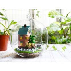 DIY KIT : Mini Glass Ball - My Mini House