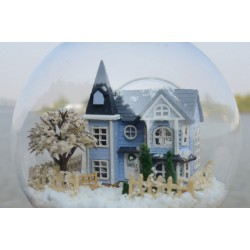 DIY KIT : Mini Glass Ball - Angel's  Magic Town