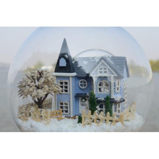DIY KIT : Mini Glass Ball - Angel's  Magic Town