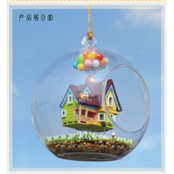 DIY KIT : Mini Glass Ball - Flying Cabin Destiny