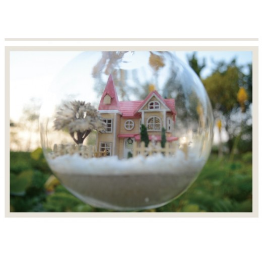 DIY KIT : Mini Glass Ball - Lolita's Christmas
