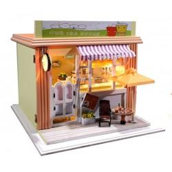 DIY KIT: Dollhouse Store - Our Tea House