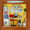 DIY KIT: 3D Picture Frame Life Series - Relaxative Moment