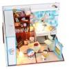 DIY KIT: Dollhouse Crystall Room - Doraemon