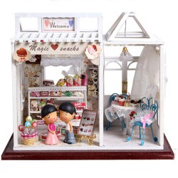 DIY KIT: Dollhouse Crystall Room - Sweet Wishes